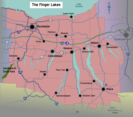 File:New York State Finger Lakes Region political map.png