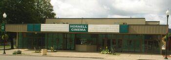 Hornell CINEMA 1-2-3