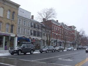 Downtown Cazenovia, NY