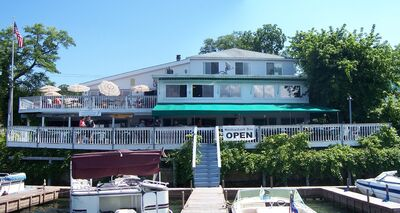 The Switzerland Inn on Keuka Lake, Penn Yan, New York