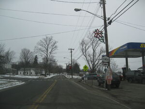 Route 14a in Dundee