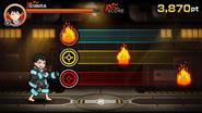 Burning Beat gameplay
