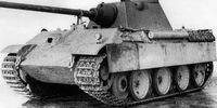Panzerkampfwagen V Ausf. F