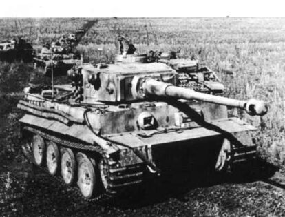 Panzerkampfwagen VI Tiger E Early