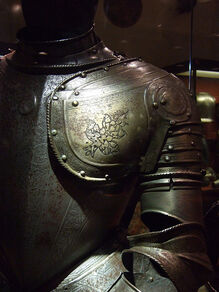 Ritterrüstung (suit of armor)- Grandmasters palace, Valletta, Malta