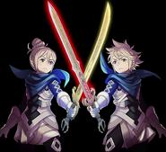 Heirs of Fate Dual Kanas and Yatos