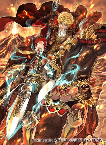 File:Zeke (Camus) as a Gold Knight in Fire Emblem 0 (Cipher).png