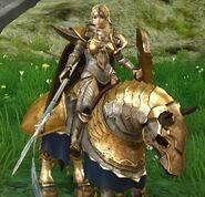 FE15 Gold Knight (Mathilda)