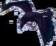 FE10 Naesala Raven King (Transformed) Sprite