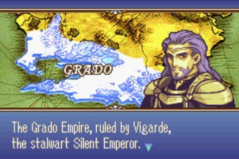 Resultado de imagen de fire emblem empire grado