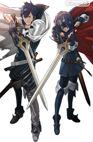 File:Chrom and Masked Lucina.png