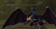 FE9 Wyvern Lord (Gromell)