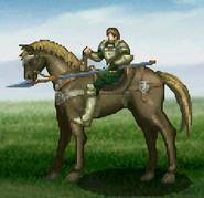 Raffin battle (commando knight)