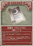 Moonlight Sword Manual TCG