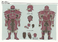Echoes Knight Concept
