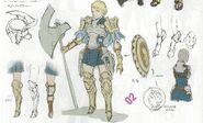 Griffon Knight female