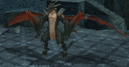FE10 Black Dragon (Transformed) -Kurthnaga-