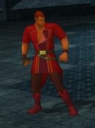FE10 Red Dragon (Untransformed) -Gareth-