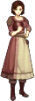 Female Villager sprite