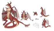 Red Dragon concept