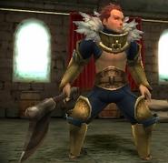 FE13 Warrior (Gregor)