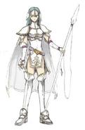 Falcon Knight concept PoR