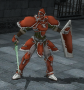 FE10 Armor Sword (Djur)