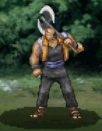 Garo battle