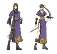 Swordmaster concept PoR