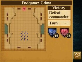 Endgame; Grima Map