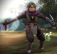 FE14 Ninja (Kaze)