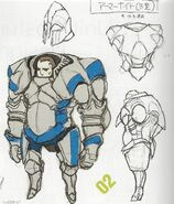 Ally Knight Male