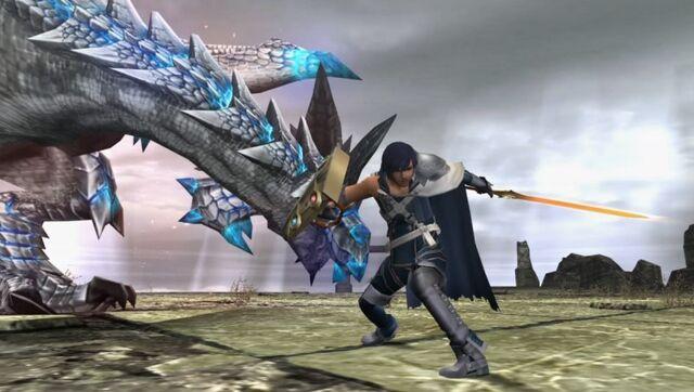 File:MHFG x Fire Emblem Awakening Screenshot.jpg