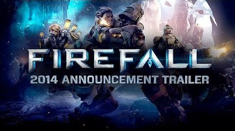 Firefall 2014 Launch Announcement Trailer