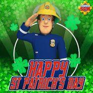 Sam's ST Patrick's Day Promo