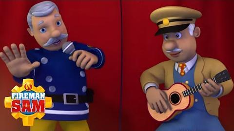 Fireman Sam 2017 Full Episode - Elvis in Concert 🚒 🔥 Cartoons for Children S8 Ep5