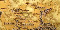 The Gurkish Empire