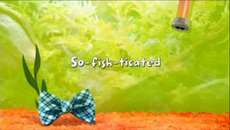 So-fish-ticated title card