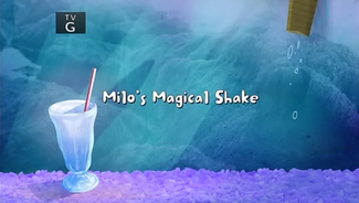 Milo's Magical Shake title card