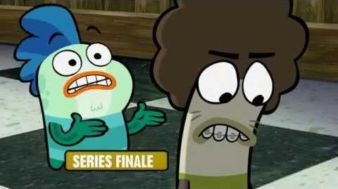 Fish Hooks - Series Finale promo Minor Spoilers