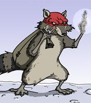 Rabid-coon