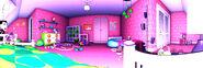Bedroom bright