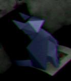 Closeup Origami Cat Parts & Service