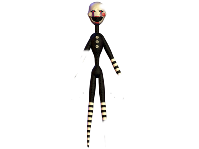 Puppet Damged