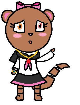 File:Mina blushing.png