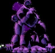 Slump purple