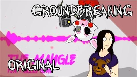 The Mangle Five Nights at Freddy's Song GB Feat
