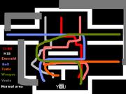 F.N.A.D-BBS map