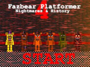 Fazbear platformer 4 ingame