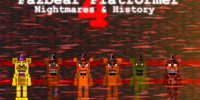 Fazbear Platformer 4 - Nightmares and History